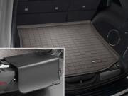 Jeep Grand Cherokee 2011-2019 - Коврик резиновый с бортиком в багажник, какао (WeatherTech) фото, цена