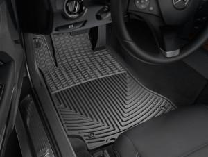 Mercedes-Benz E 2017 - Коврики резиновые, передние, черные (WeatherTech) Coupe фото, цена