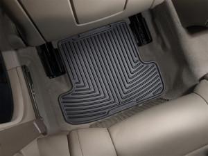 Mercedes-Benz E 2017 - Коврики резиновые, задние, черные (WeatherTech) Coupe фото, цена