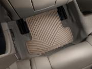 Mercedes-Benz E 2017 - Коврики резиновые, задние, бежевые (WeatherTech) Coupe фото, цена