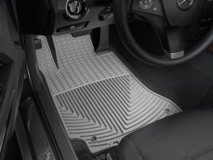 Mercedes-Benz E 2017 - Коврики резиновые, передние, серые (WeatherTech) Coupe фото, цена