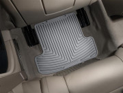 Mercedes-Benz E 2017 - Коврики резиновые, задние, серые (WeatherTech) Coupe фото, цена