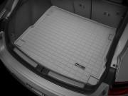 Porsche Macan 2015-2018 - Коврик резиновый в багажник, серый (WeatherTech) фото, цена
