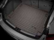 Porsche Macan 2015-2018 - Коврик резиновый в багажник, какао. (WeatherTech) фото, цена