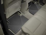 Ford Kuga 2013-2019 - Коврики резиновые, задние, черные. (WeatherTech) фото, цена