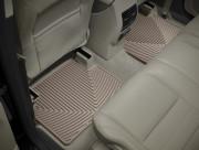 Ford Kuga 2013-2019 - Коврики резиновые, задние, бежевые. (WeatherTech) фото, цена