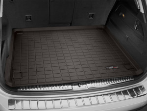 Volkswagen Touareg 2010-2018 - Коврик в багажник, какао (Weathertech) фото, цена