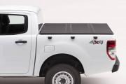 Toyota Hilux 2015-2018 - Крышка кузова складная (Extang) Solid Fold 2.0 фото, цена