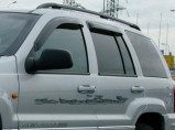 Тюнинг решетки радиатора jeep