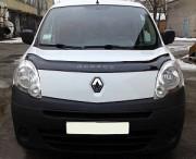 Renault Kangoo 2013-2018 - Дефлектор капота (мухобойка) фото, цена