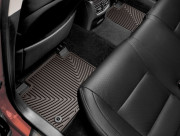 Lexus GS 2013-2019 - Коврики резиновые, задние, какао. (WeatherTech) фото, цена