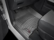 Dodge Ram 2008-2012 - Коврики резиновые с бортиком, передние, черные. (WeatherTech) фото, цена
