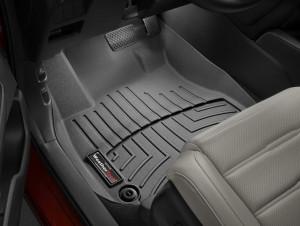 Honda CR-V 2016-2019 - Коврики резиновые с бортиком, передние, черные. (WeatherTech) фото, цена