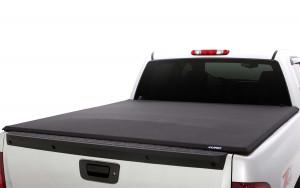 Toyota Tundra 2007-2019 - Тент виниловый сворачиваемый (Genesis Roll Up) фото, цена