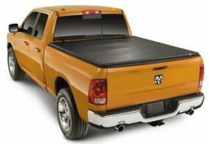 Dodge Ram 2002-2019 - Тент виниловый,складывающийся, трехсекционный. (Genesis Tri-Fold ) фото, цена