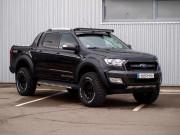 Ford Ranger 2012-2018 - Расширители колесных арок, к-т 6 шт, черные (EGR) фото, цена