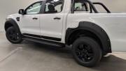 Ford Ranger 2019-2020 - Расширители колесных арок, к-т 6 шт, черные матовые  (EGR) фото, цена
