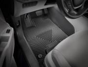 Honda Pilot 2016-2020 - Коврики резиновые, передние, черные (WeatherTech) фото, цена