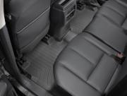 Nissan Murano 2019-2021 - Коврики резиновые с бортиком, задние, черные (WeatherTech) фото, цена