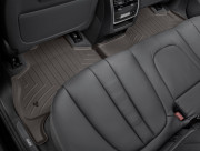 BMW X6 2019-2021 - Коврики резиновые с бортиком, задние, какао (WeatherTech) фото, цена
