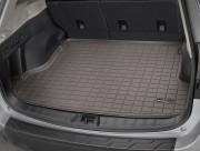 Subaru Forester 2019-2020 - Коврик резиновый в багажник, какао. (WeatherTech) фото, цена