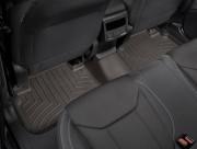 Subaru Forester 2019-2020 - Коврики резиновые с бортиком, передние, какао. (Weathertech) фото, цена
