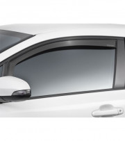 Toyota C-HR 2016-2021 - Дефлекторы окон передние, темные | WeatherTech 80875 фото, цена