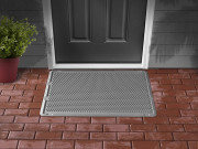 Коврик резиновый наружный, серый 61*99 см | Weathertech ODM1G фото, цена