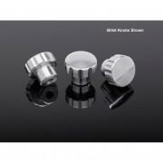 Алюминиевые ручки-закрутки Cupfone Solid Billet 3 шт | WeatherTech 8ACBK6  фото, цена
