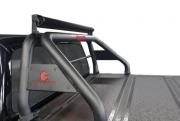 Универсальные товары 2019 - Дуга в кузов для Dodge Ram, Ford F-150, GMC Sierra, для Toyota Tundra черная | Black Horse RB001BK фото, цена