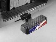 Универсальные товары  - Ступенька в фаркоп BumpStep L без крепления, USA | WeatherTech 81BS2USF фото, цена
