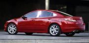 Mazda 6 2008-2011 - Хром накладки на стойки (к-т 4шт/6шт/8шт/10шт) фото, цена