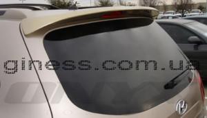Hyundai Santa Fe 2006-2011 - Спойлер на крышку багажника (под покраску) фото, цена