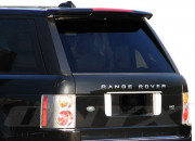 Land Rover Range Rover 2006-2010 - Спойлер на крышку багажника со стопом (под покраску) фото, цена