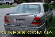 Mercedes-Benz C 1993-2000 - Спойлер на крышку багажника со стопом (под покраску) фото, цена