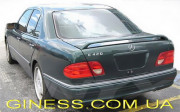 Mercedes-Benz E 1996-2002 - Спойлер на крышку багажника (под покраску) фото, цена