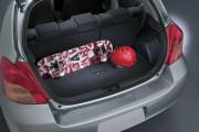 Toyota Yaris 2007-2010 - (Htb) - Текстильный коврик в багажник фото, цена