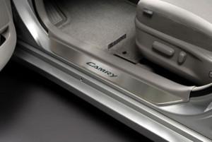 Toyota Camry 2006-2011 - Порожки внутренние к-т 4шт (TOYOTA) фото, цена