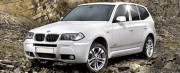 BMW X3 2003-2010 - Накладки на стойки хромированные, комплект 6 штук. (USA) фото, цена