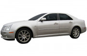 Cadillac STS 2005-2011 - Молдинги с хромполосой. фото, цена