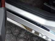 Cadillac SRX 2004-2009 - Порожки внутренние к-т 4шт. фото, цена