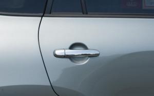 Toyota Rav 4 2006-2009 - Хромированные накладки на ручки. фото, цена