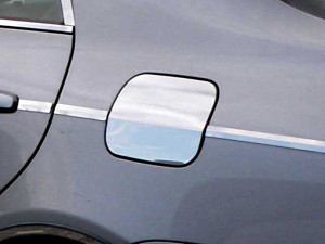Toyota Corolla 2009-2010 - Хромированная накладка на лючок бензобака фото, цена