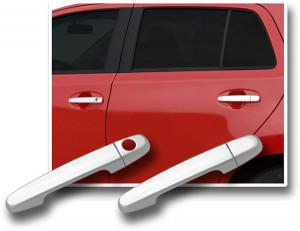 Toyota Corolla 2009-2010 - Хромированные накладки на ручки. фото, цена