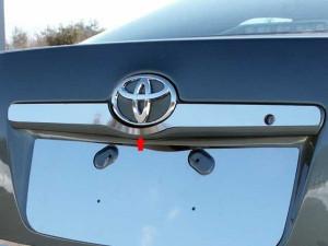 Toyota Camry 2006-2011 - Хромированная накладка на багажник. (PUTCO) фото, цена