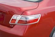 Toyota Camry 2006-2011 - Хромированные накладки на задние фонари.(PUTCO) фото, цена