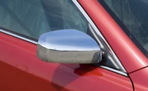 Toyota Camry 2006-2011 - Хромированные накладки на зеркала.(PUTCO) фото, цена