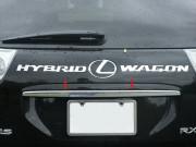 Lexus RX 2003-2009 - Хромированная накладка на багажник. фото, цена