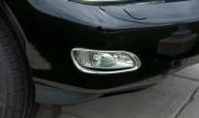 Lexus RX 2003-2009 - Хромированные накладки на противотуманки. фото, цена