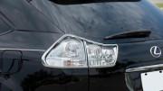 Lexus RX 2003-2009 -  Хромированные накладки на задние фонари. фото, цена